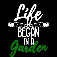 Garten Gärtnerei Gartenbau Gärtner gärtnern Spruch