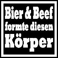 Bier Beef weiss