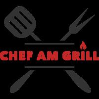 Chef am Grill – grillen, Bier, Fleisch