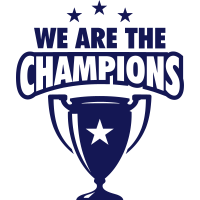 WE ARE THE CHAMPIONS 3 STERNE
