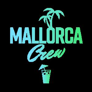 Mallorca Party Crew - lustiges Mallorca Team