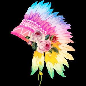 Blumenkopfschmuck