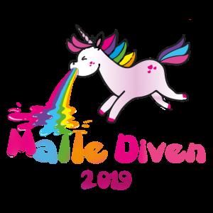 Malle Diven , party 2019