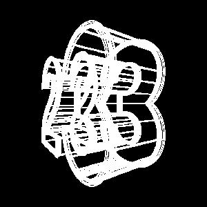 23 3D-Gestell