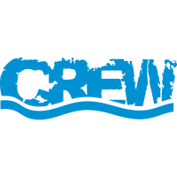 Crew Wellen Wasser Logo