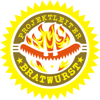 Grill-Shirt Projektleiter Bratwurst