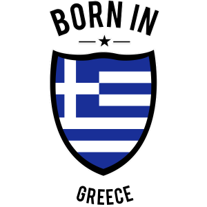 Born in Greece
