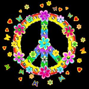 Peacezeichen Frieden Symbol Peace Zeichen