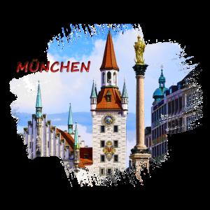 München Spielzeugmuseum und Altes Rathaus