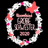 Große Schwester Geschwister 2020
