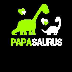 Papasaurus für Papa und Kinder | Vatertag Geschenk