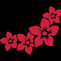 four flowers (1c)