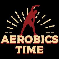Aerobic Time Geschenk