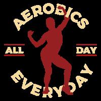 Aerobic Fitness Geschenk