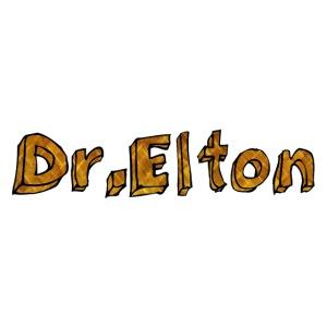 dr elton gold png