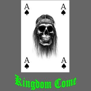 kingdom come mit schrift