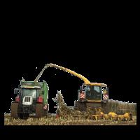 Mein Lieblingssport Maistransport Traktor Häcksler