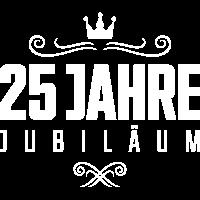 25 jahre jubilaeum
