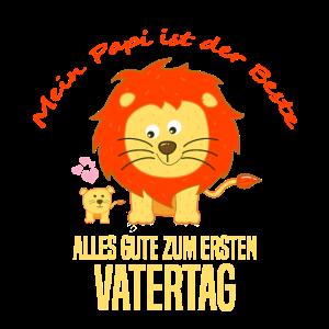 Erster Vatertag - Löwe