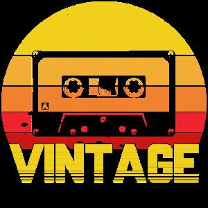 Kassette Vintage Kassette