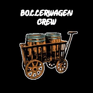 Vatertag - Bollerwagen Crew