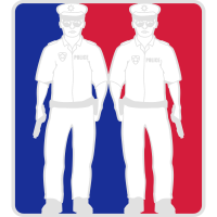 Bad Boys Cop Team Crew Männer