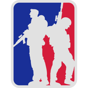 2 Soldaten Freunde Sport Team Crew