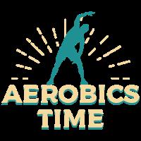 Aerobic-Zeitgymnastik