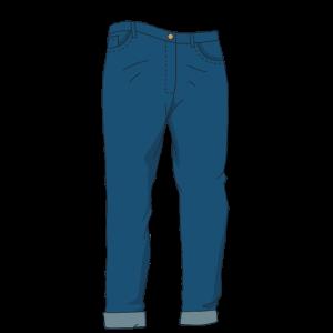 Positives Denken Jeans Ich bin ein Einhorn Shirt