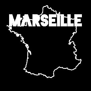 Marseile Souvenir Pullover Marseille 13
