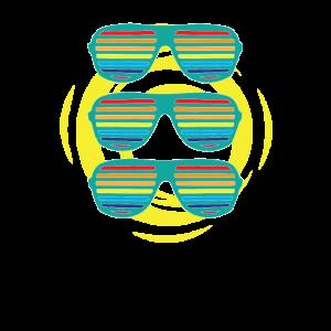 Sonnenbrillen Sunglasses Shirt