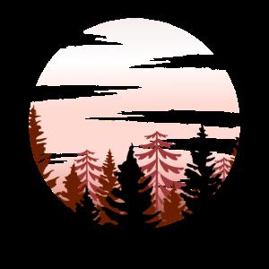 Sonnenaufgang im Schwarzwald Shirt