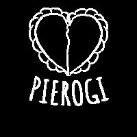 Polnisch Pierogi Polska Herz