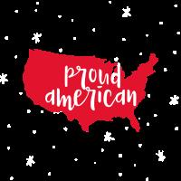 Proud American - Stolzer Amerikaner