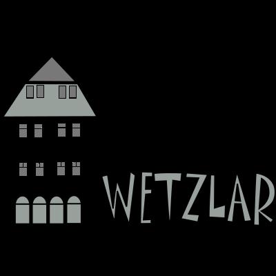 Wetzlar - Stadt in Hessen mit sehr schönen sehenswerten Altstadthäusern. - Wetzlar,Mittelhessen,Lahn-Dill-Kreis,Lahn,Hessen,Fachwerkhaus
