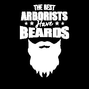 Bearded Arborists Shirt Gift Wood Worker Surgeon