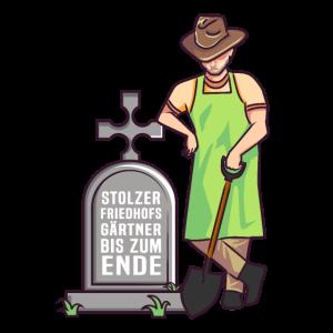 Friedhofsgärtner bis zum Ende Friedhof Gärtner