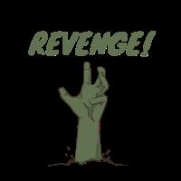 Revenge Hand Rache Rächer