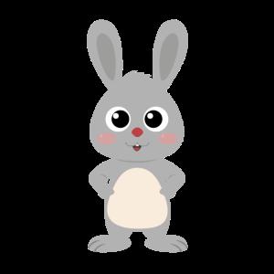 Hasen Design Personalisieren als Geschenk Hase