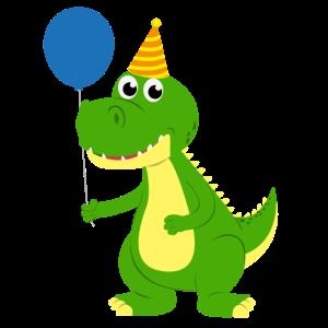 Dino Design Personalisieren Geschenk Dinosaurier