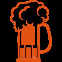 bierglas schaum alkohol 8