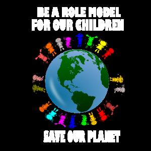 Rette unseren Planeten
