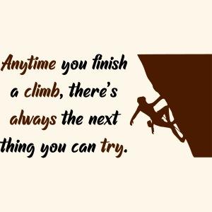 Next Climb