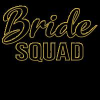 Junggesellinnenabschied-Bride Squad