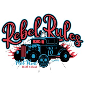 Hot Rod - Rebel Rules
