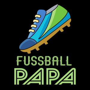 Vatertag Design: Fußball Papa