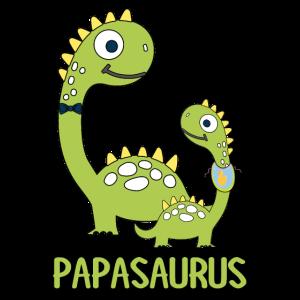Vatertag Design: Papasaurus