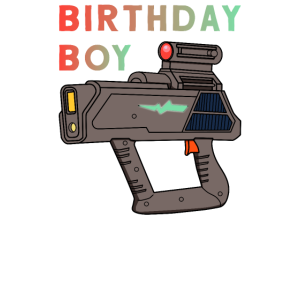 Lasertag Laser Geburtstag Junge Party Geschenk
