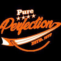 pure perfection orange