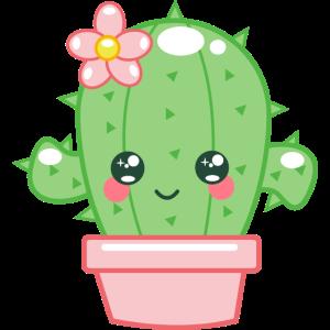 Kaktus Kawaii